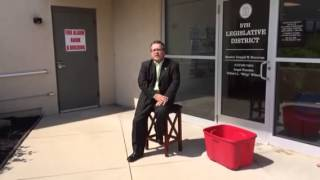 Assemblyman Angel Fuentes Ice Bucket Challenge