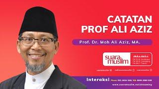 Gambar cover Meraih Prestasi dengan Apresiasi (Part 2)   Catatan Prof Ali Aziz