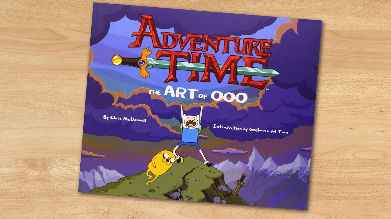 Adventure Time The Art Of Ooo Youtube