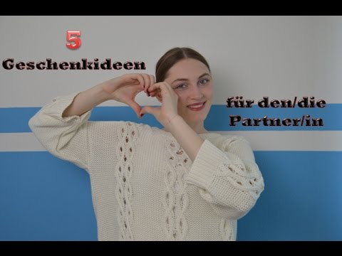 5 geschenkideen f r den partner die partnerin folge 4 youtube. Black Bedroom Furniture Sets. Home Design Ideas