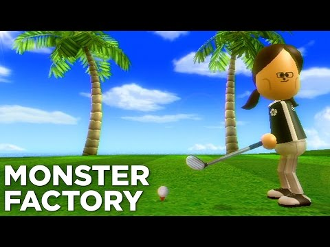 Monster Factory: Training a Perfect Super-Athlete in Wii Sports Resort