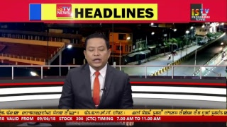 9 PM MANIPURI NEWS 9 JUNE 2018 / LIVE