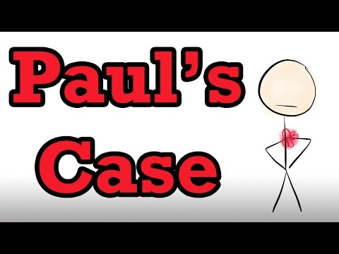 analysis of pauls case by willa cather Character analysis actions as far as we can tell, only two characters in this story ever do anything: paul and paul's father so let's check out the actions they take: paul: stays out late, offends his teachers, steals money, runs away, blows the money on fancy underwear, and then jumps in front of a train paul's dad: forces his.