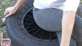 видео hot mesh stool
