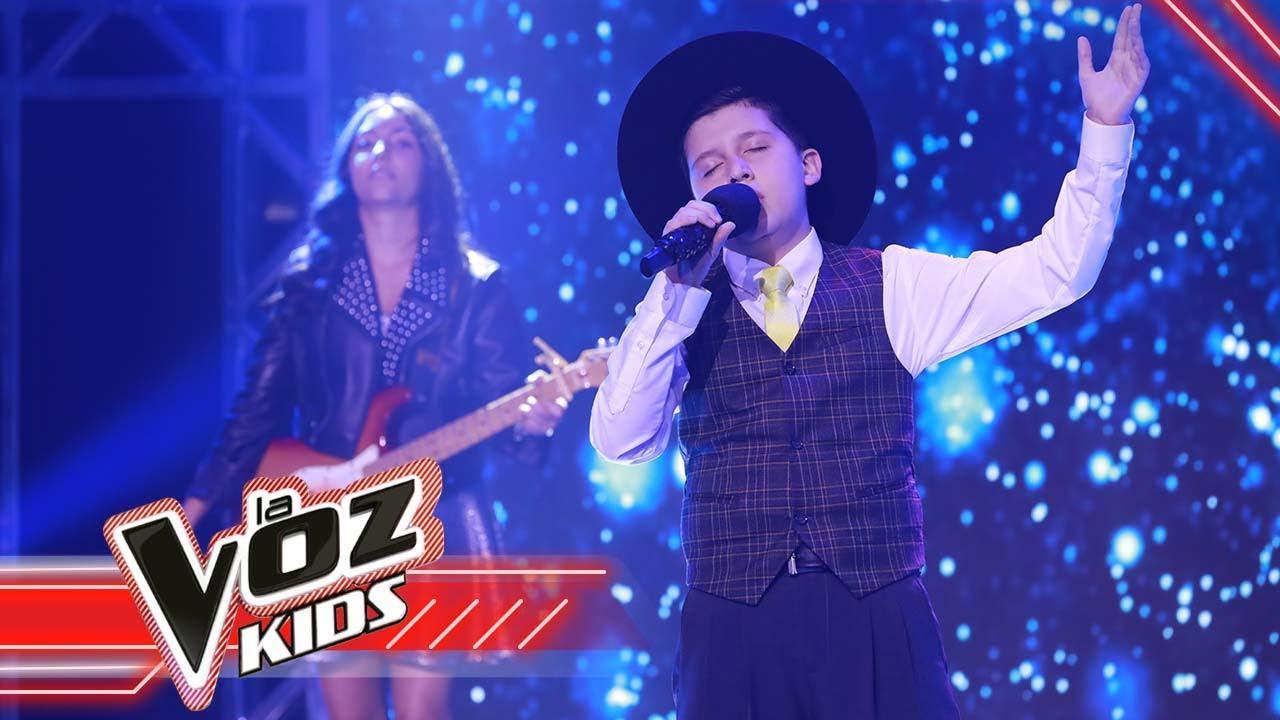 Download Josué canta 'Mi viejo' en la Semifinal | La Voz Kids Colombia 2021