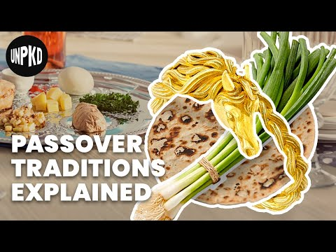 5 Unique Passover Traditions From Around The World