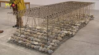Ursprünge der Kunst - neue Ausstellung in der Kulturhalle