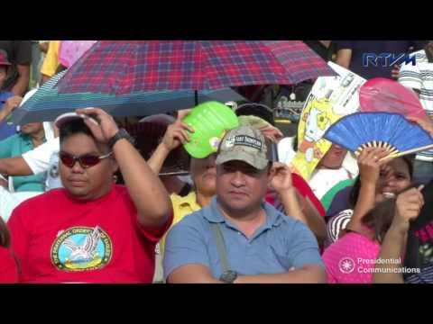 50th Founding Anniversary of Agusan Del Norte (Speech) 6/17/2017