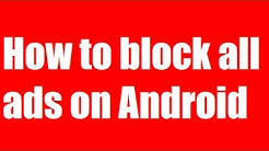 Install Adblock Plus - How to Block ADS on Android Phone Without ROOT