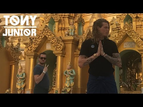 BANGKOK & MYANMAR | TONY JUNIOR VLOG #65