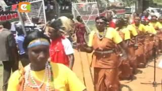 Kaunti ya Nairobi yawatukuza Mashujaa
