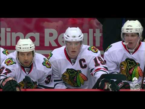 NHL Rivals: Chicago Blackhawks- Detroit Red Wings
