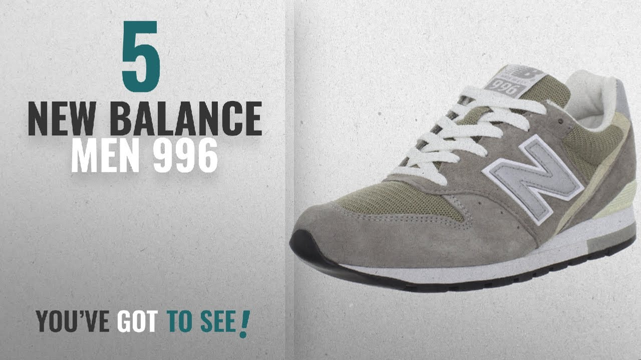pretty nice 0a9d3 81410 Top 10 New Balance Men 996 ...