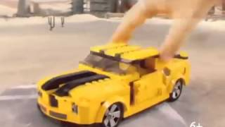 Новинка Трансформеры конструктор! Из робота в автомобиль!