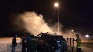 370Z vs Mustang GT vs WRX STI vs Beetle & Subaru blows something!