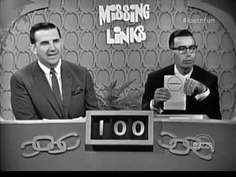 Missing Links (Pilot) - August 21, 1963