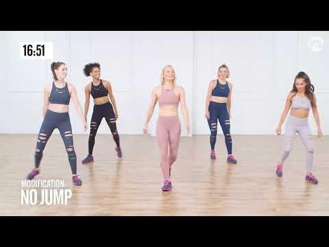 30 Minute Cardio Dance Workout Celebrities Love with PopSugar