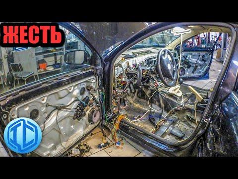 Не покупайте авто из Европы пока не посмотрите это VW Passat B5