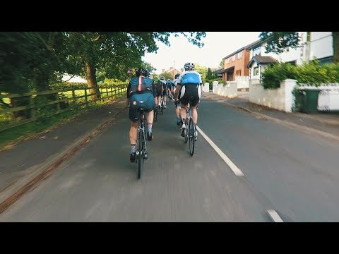 NEARLY MISSED THE CHAIN GANG!
