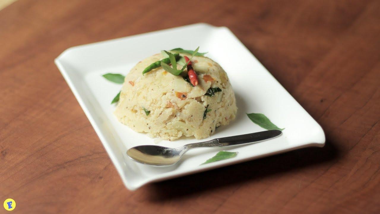 Suji Ka Upma | Healthy Breakfast Recipe | Foodingam ⋆ CookAuthor