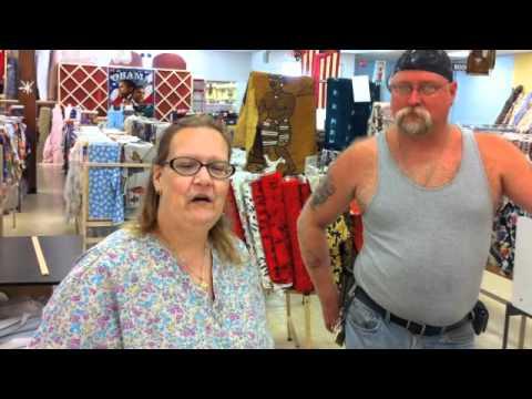 Customer Testimonial for J&O Online Fabric Store