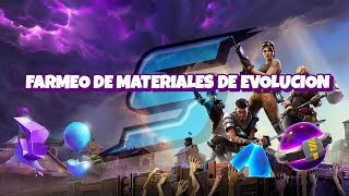 x4 MISSIONS - EVOLUTION MATERIAL FARMING - Fortnite Save the World #Dia145