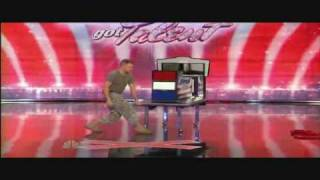 The 2nd Best Magician on America's Got Talent: William Scott Anderson
