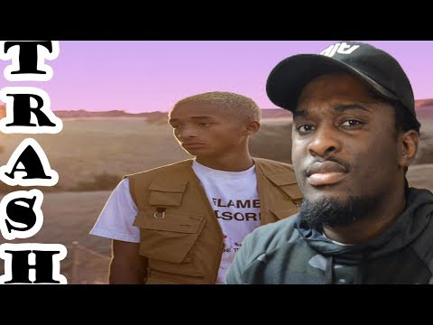 """JADEN SMITH - """"THE SUNSET TAPES: A COOL TAPE STORY"""" FIRST REACTION/REVIEW!!!"""