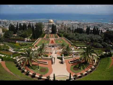 Israel Presents:Bahai World Center In Haifa