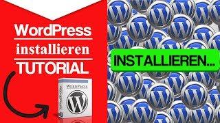 WordPress installieren für 1und1 Domain | Tutorial deutsch