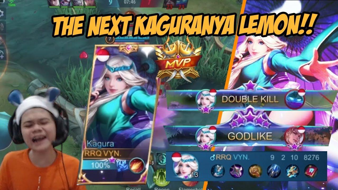 VYN : INI NIH THE NEXT KAGURANYA LEMON!!  AUTO MVP