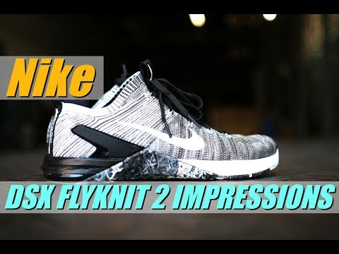 Nike Metcon DSX FLYKNIT 2 FIRST