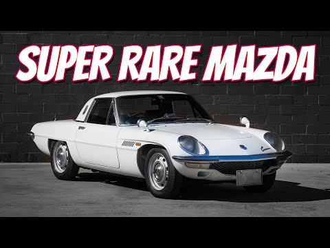 Mazda Cosmo - All Japan Day