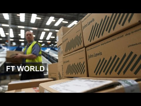The UK's productivity crisis | FT World