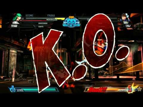 "Marvel vs Capcom 3: How to unlock ""Herculean Task"" Achievement on Very Hard mode Pt. 3 - 동영상"