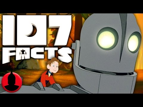 107 Iron Giant Facts YOU Should Know (Tooned Up #247) | ChannelFrederator