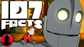 107 Iron Giant Facts YOU Should Know! (107 Facts S5 E14) | ChannelFrederator