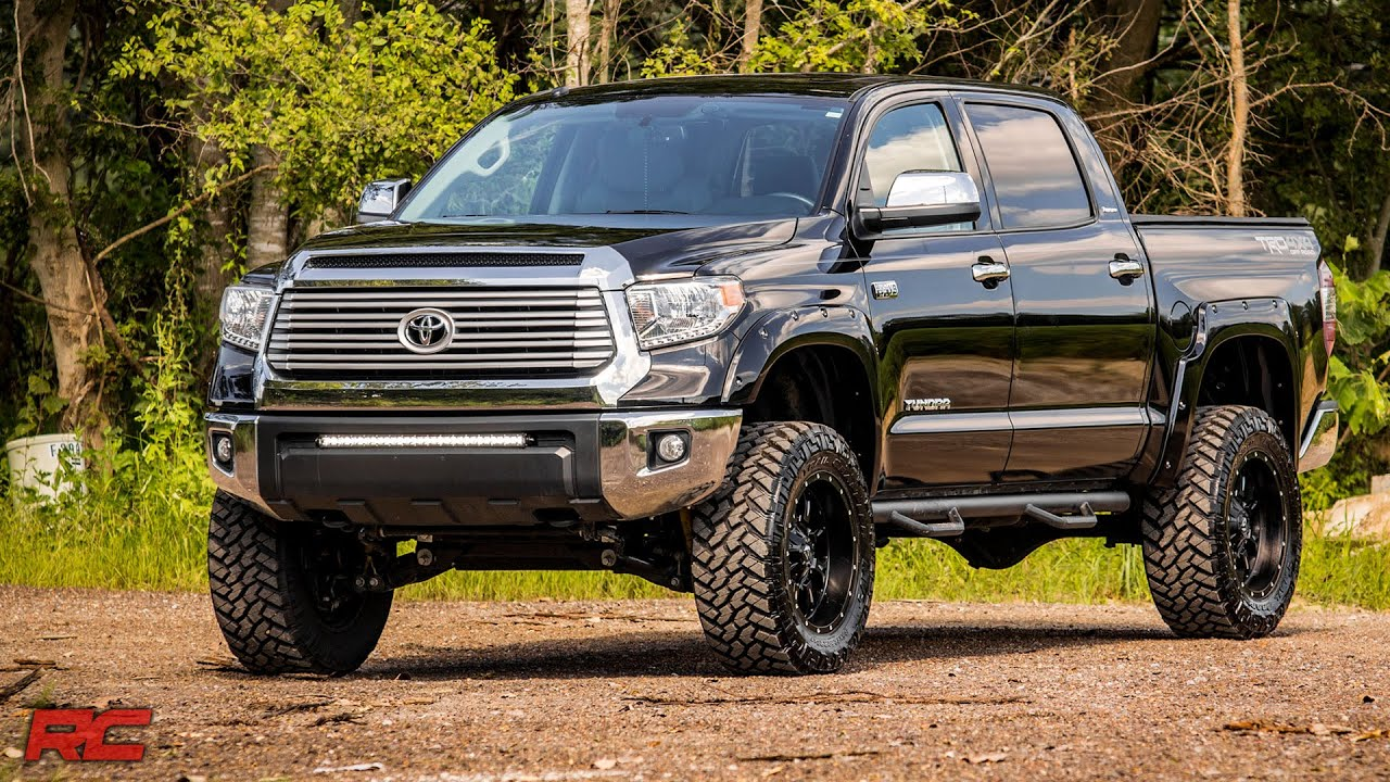 2007 2015 Toyota Tundra 6 Inch Suspension Lift Kit By
