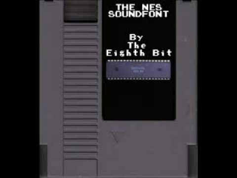8bitSF ( The Nes Soundfont ) | Musical Artifacts