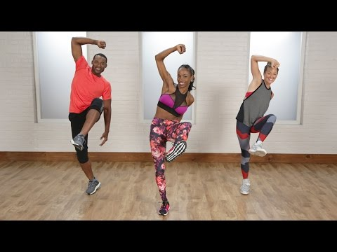 Dance Cardio Boot Camp From Jenna Dewan Tatum's Trainer | Class FitSugar