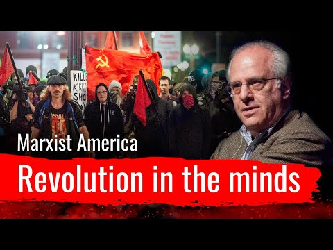 Marxist America. Revolution in the minds