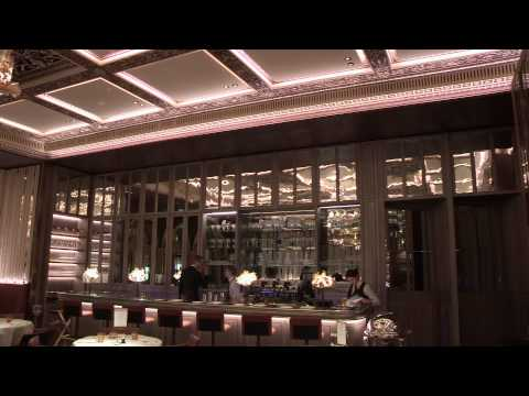 The Dorchester Grill - coolcucumber.tv
