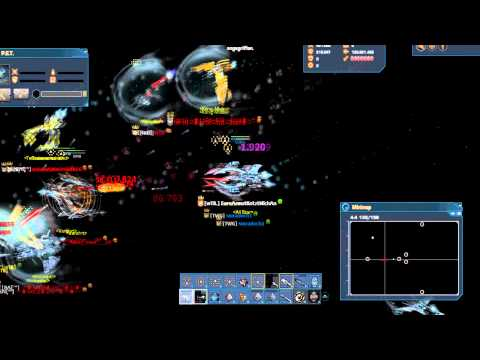 Darkorbit - General CrazyAlien Global Europa 1