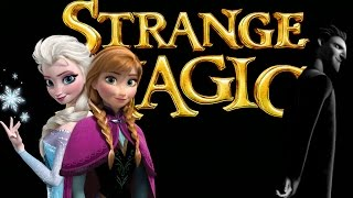 strange magic trailer-Non/Disney