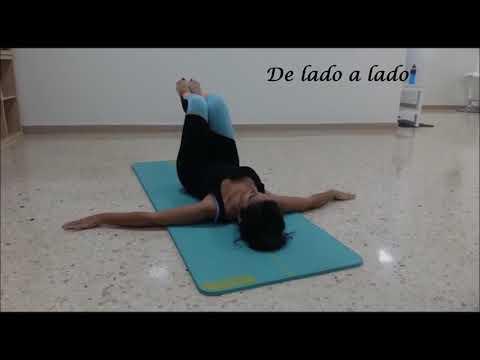 Pilates para suelo pelvico y core