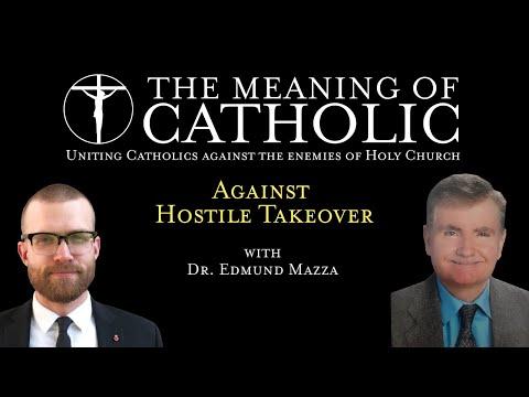 Against Hostile Takeover with Dr. Edmund Mazza