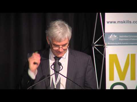 Professor John Buchanan, Sydney University - Workforce changes