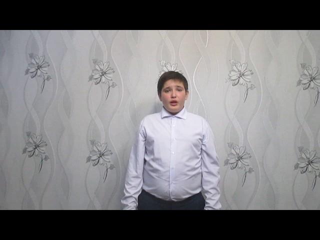 Изображение предпросмотра прочтения – РушанШакиров читает произведение «По поводу Me eum esse (О, эти звенящие строки!..)» В.Я.Брюсова