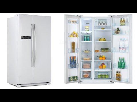 Холодильник DAEWOO FRN X22B5CW, двухкамерный, белый