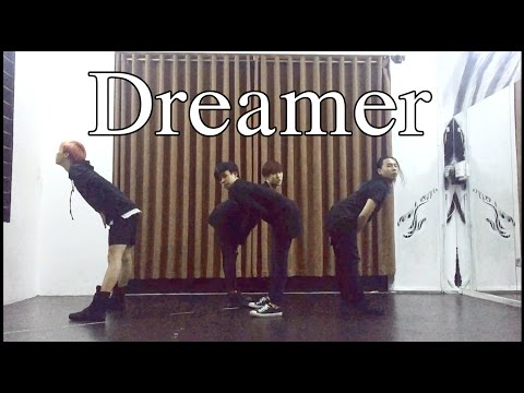 Dreamer - Uhm Jung Hwa (Dance cover) by (Black)Heaven Dance Team from Vietnam